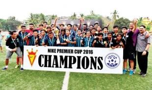Minerva Academy champions