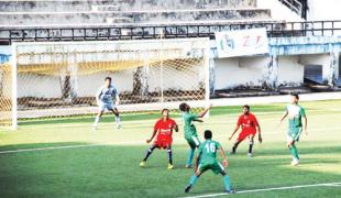 Churchill Brothers hold Salgaocar FC to 1-1 draw