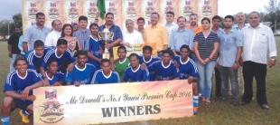 Parish Youth Nuvem clinch South Goa Yaari Cup