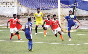 Sporting reign supreme in Panjim derby