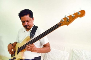 Goa's jazz-man on display in an international showcase