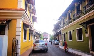 Senhor Costa, welcome to Goa's Alfama