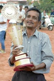 Goan football to miss most passionate,  loving fan MATIAS MERGULHAO
