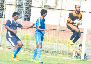 Mandopa SC, SWC Zaino play out a draw