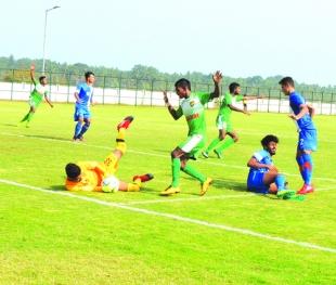 Salgaocar FC beat AIFF Elite Academy