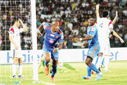FC Goa strikes back: