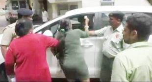 Vishwajit's Hospicio  inspection turns sour