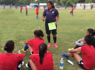 Goa's Maymol is the Rocky of Female soccer