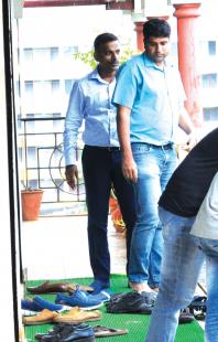 SIT raids Khan's Fatorda office