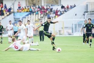 IRAN HOLD OFF MEXICO TO BREAK QUARTER-FINALS JINX