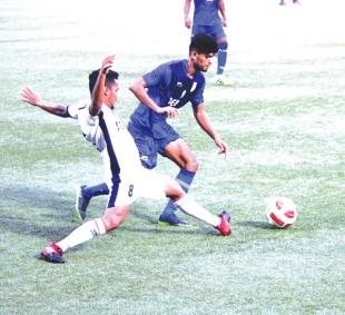 Golden Eagles make light work of young Gaurs