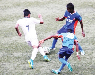 Dempo SC, Goan FC play out drab draw