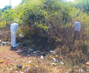 No toilets at  Mangueshi