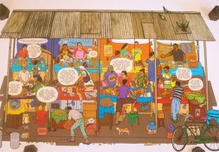 Mapusa market: Splendidly graphic