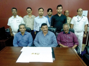 Gold worth Rs 12.36 lakh  seized at Dabolim