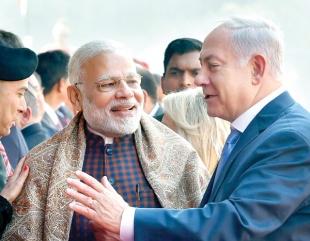 PM Modi invites Israeli defence companies for co-production