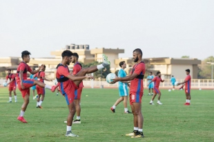 Gaurs Charged for first of the '4 finals'