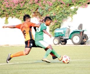 Salgaocar FC edge past Guardian Angel