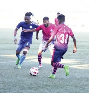 Calangute Assn hit five past FC Bardez