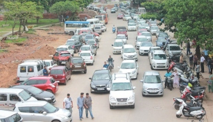 MORE PUBLIC, LESS PVT VEHICLES COULD HELP GOA'S TRAFFIC