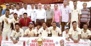 Ghumteshwar Warriors win by 4 runs