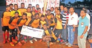Rossman Cruz clinch Vagator Soccer Cup