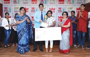 Priya Singh wins Future Chef Goa 2017-18