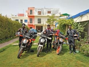 Goan bikers on ride of a lifetime, to Ladakh