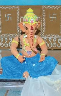 YUVA stuns the audience with yet another inspiring Ganesh Dekhava