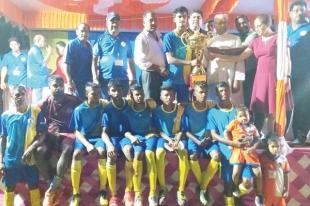Curtorim Gymkhana lift Curtorim Villagers Cup
