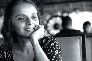 Priti Gokani casts a spell with love, light and a bit of magic