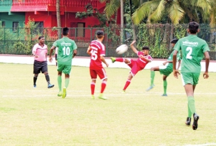 Salgaocar FC ease past Sesa FA; Dempo SC beat Churchill Bros