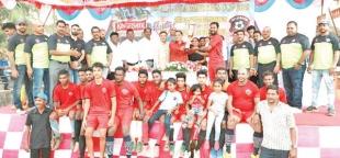 Navelim Sporting Club reign supreme