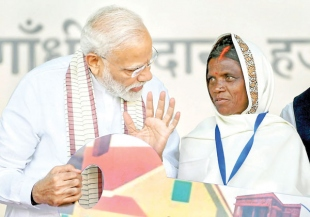 Centre working to uplift all sections of people in Jharkhand: PM Modi