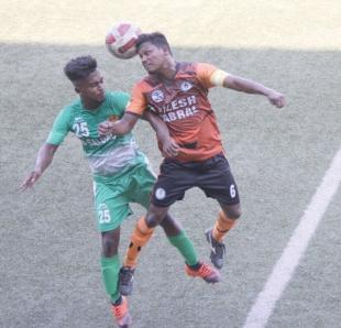 Salgaocar FC down Guardian Angel