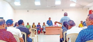 Locals want 'controversial'  project in Verna stopped