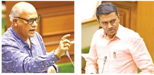 Leader of Opposition tears into CM's budget