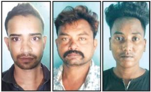 Three Bihar natives held in  Margao jeweller murder case