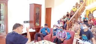 Power Min, Mormugao youth 'face-off' in Bogmalo