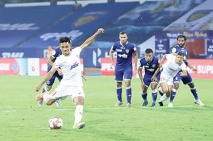 Chhetri gives Bengaluru FC first win