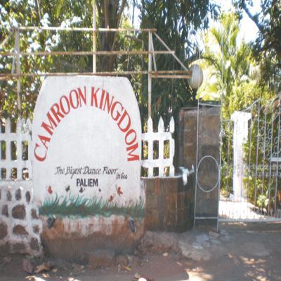 Open-air venue ,Camroon Kingdom