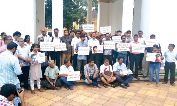 Gouri Lankesh murder, a challenge to freedom: Kanam