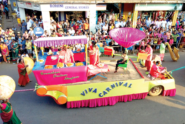herald curchorem carnival results out