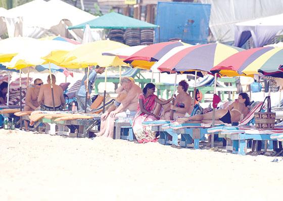 Tourists drunk, don't listen to lifeguards, says CM