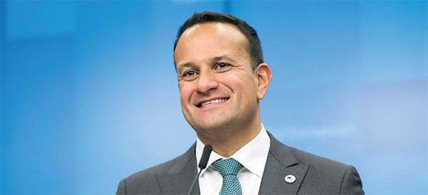 Irish PM from 'Varad' to spend NY Eve in Goa