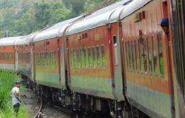 Netravathi Express  halts in Goa  curtailed