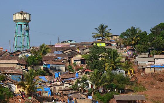 Areas of Zuarinagar, Moti Dongor declared containment zones