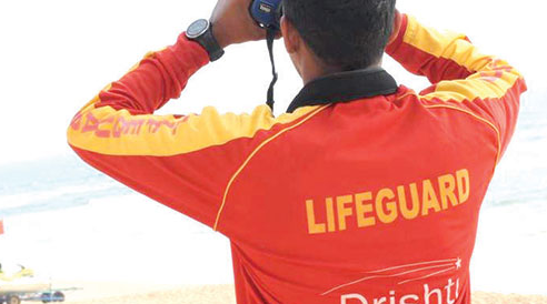 Lifeguards intervening in attempted suicide cases