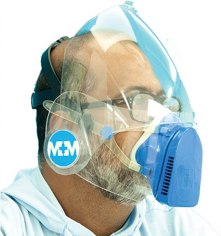 Goa's offering to the world: The first modular multi-task face mask