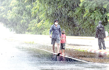 Reminiscent of 2019, surplus rains witnessed this July